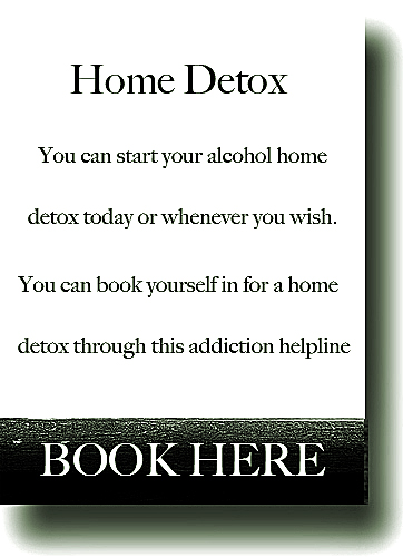 Drug detox uk home detox